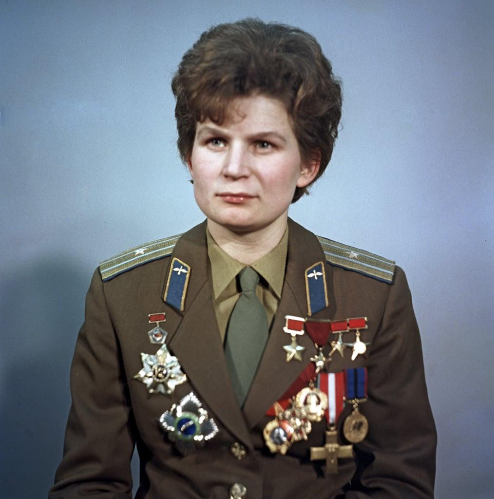 Valentina Tereshkova, World's First Female Astronaut