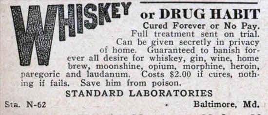 Flashback: Rehab, 1929