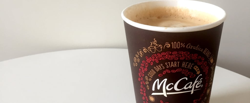 McDonald's Pumpkin Spice Latte Might Be Even Better Than Starbucks's