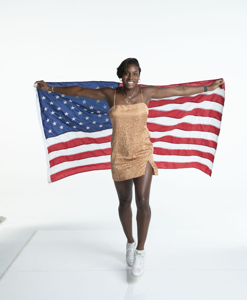 Black Olympic Athletes Reveal What Brings Them Joy