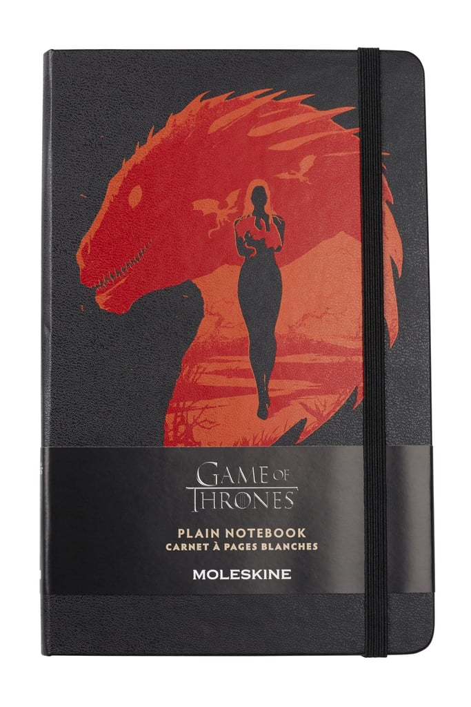 Game of Thrones Moleskin Notebook