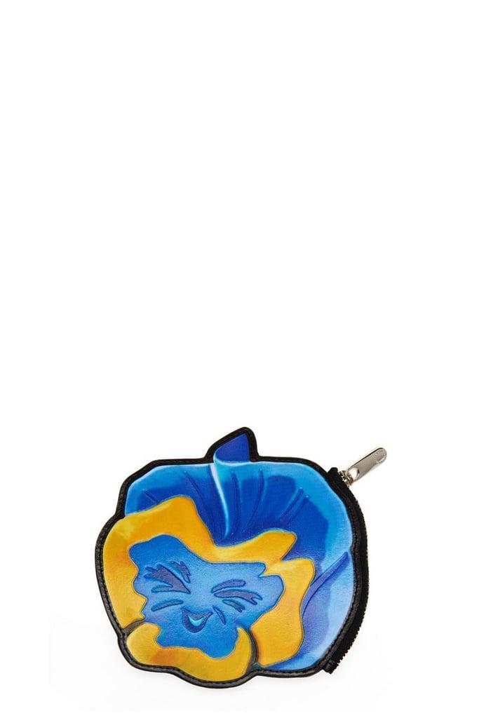 Garden Flower Coin Pouch ($88)