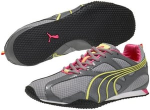 Puma 30 Percent Discount When You Bring in an Old Pair of Shoes