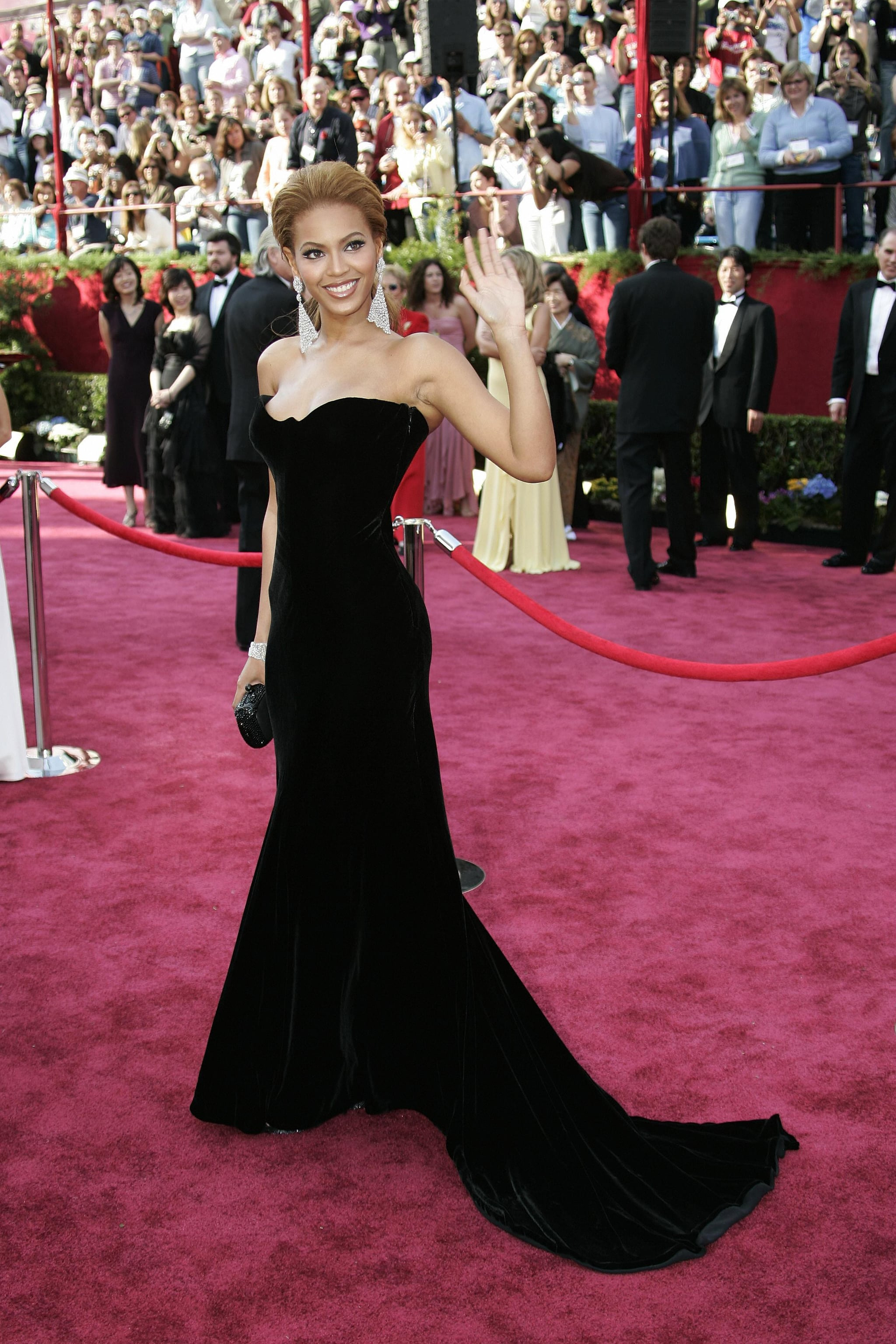 Beyonc 233 At The 2005 Academy Awards 30 Iconic Oscars