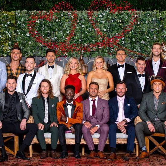 The Bachelorette 2020 Cast