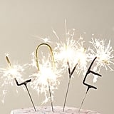 Large Love Sparklers