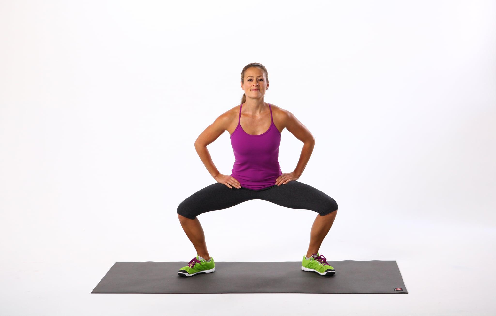 Calorie-Blasting Workout