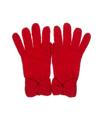 Topshop Lan Bow Gloves ($16)
