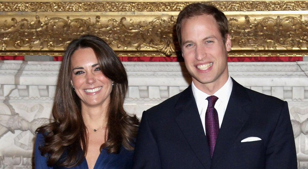 How Did Prince William Propose To Kate Middleton Popsugar Celebrity