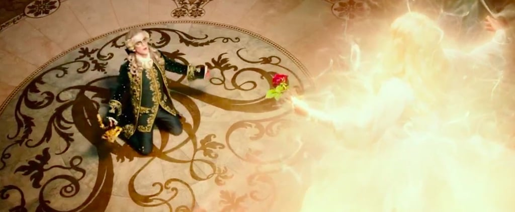Prince Adam Transforms Into the Beast in the Latest Beauty and the Beast Trailer