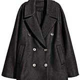 H&M Short Wool Coat