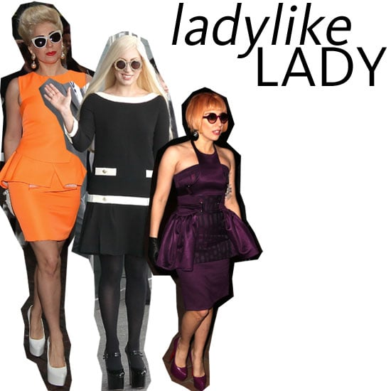 Pictures of Lady Gaga's Demure Off-Duty Style in Sydney and Auckland: Do You Like Her New Ladylike Look?