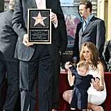 Trump Buys Himself a Star on the Walk of Fame