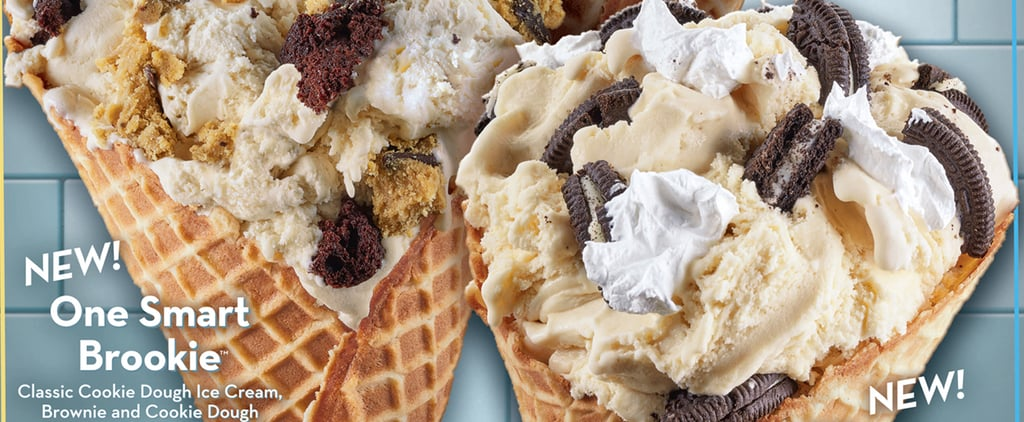 Cold Stone Creamery New Cookie Dough Flavors 2019