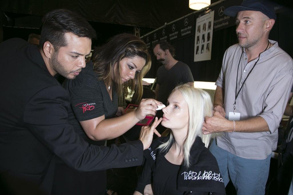 Professional Makeup Tips | New York Fashion Week Spring 2014