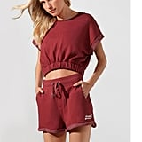 Lorna Jane Complete Comfort Cropped Sweat