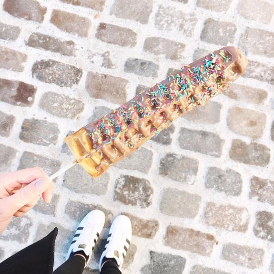Waffles on a Stick