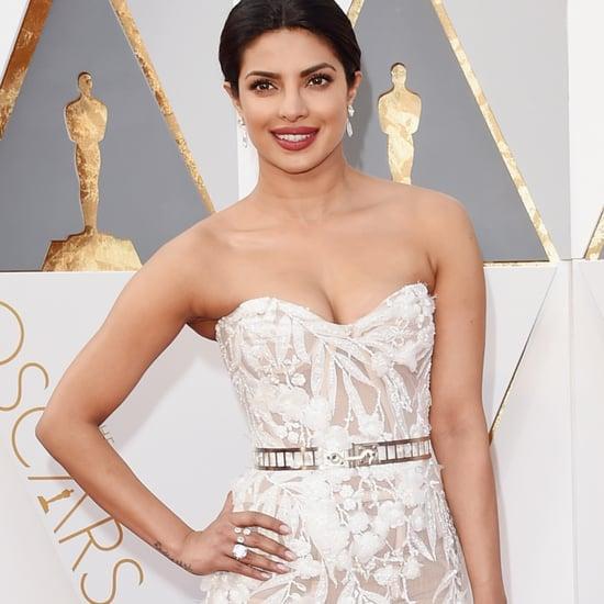Priyanka Chopra in Zuhair Murad at Oscars 2016