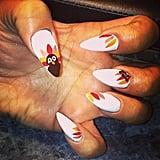 Feathery Fingertips