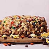 Movie Theater Popcorn Cake