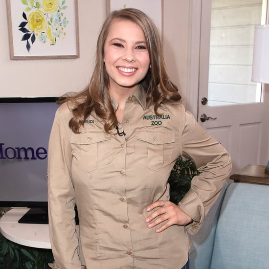 Bindi Irwin Quotes About Steve Irwin December 2018