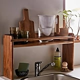 Carla Sink Storage Shelf