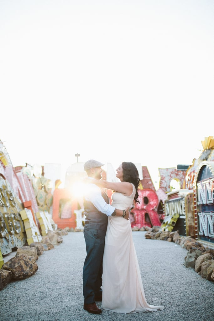 This unique wedding in Las Vegas was one of photographer Gabriel Gastelum's favorite weddings of 2015.