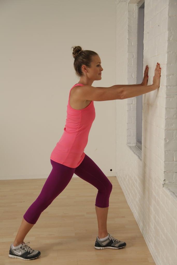 Wall Calf Stretch
