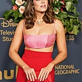 Mandy Moore Does a Quick Change at the Emmys Afterparty