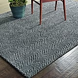 Rivet Contemporary Chevron Rug