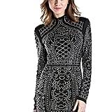 Missord Women's Long Sleeve Dress