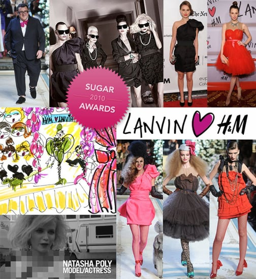 Our 2010 Sugar Award for Best Designer Collaboration Line Goes to Lanvin for H&M!