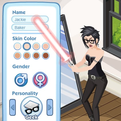 The Sims Social Preview