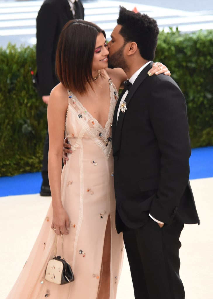 Selena Gomez and The Weeknd Cute Photos