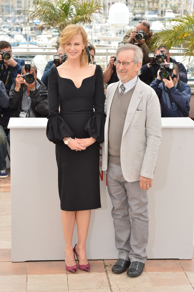 Nicole Kidman and Steven Spielberg joined up for a photocall as part of the official jury for the Cannes Film Festival.