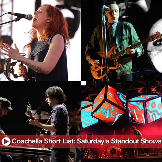 Best Shows at Coachella 2011 on Saturday