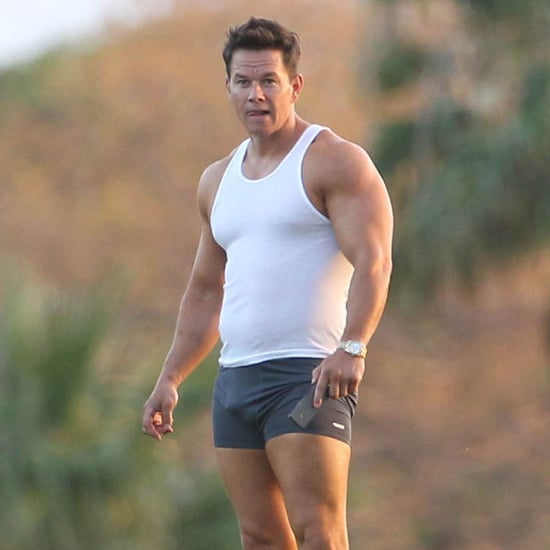 Mark Wahlberg Boxer Briefs Pictures in Miami