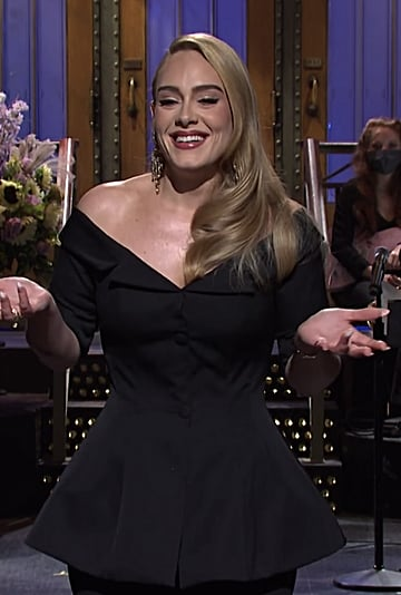 Adele Wears Brock Collection Outfit on SNL
