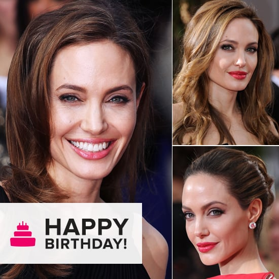Angelina Jolie Turns 38, Happy Birthday!