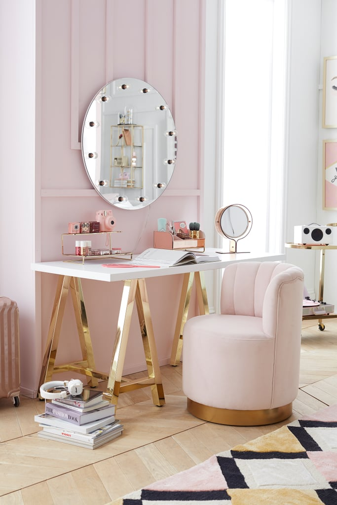 Charmant Benefit Gorgeous Vanity Chair