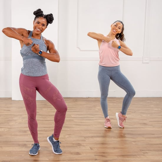 Live Workouts on POPSUGAR Fitness's Instagram, Week of 6/29