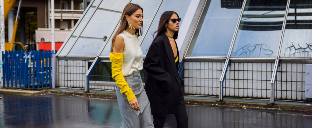 Paris Fashion Week Street Style Is Everything You've Been Waiting For