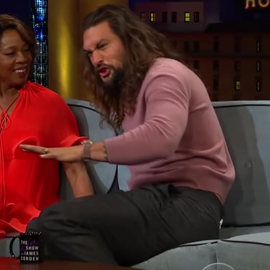 Jason Momoa Almost Quit Acting to Become a Shusher Video