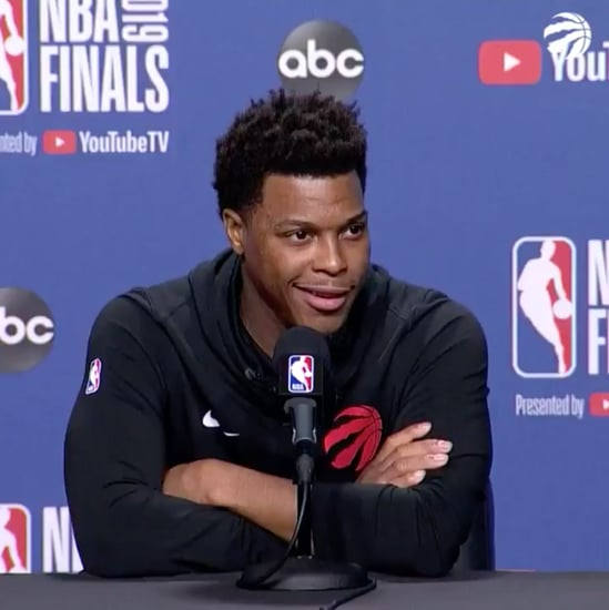 Kyle Lowry Interview With Kid Reporter Video