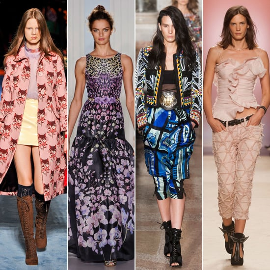 100 Best Outfits From Fashion Week For Spring 2014