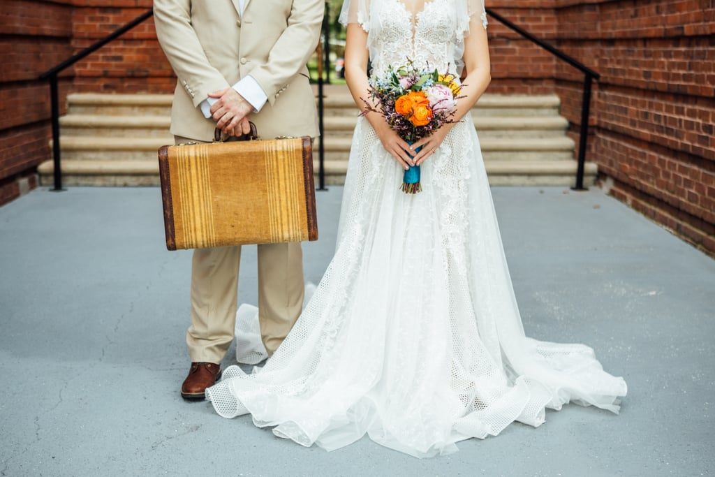 This Elopement Photo Shoot Is Inspired by Disney's Up