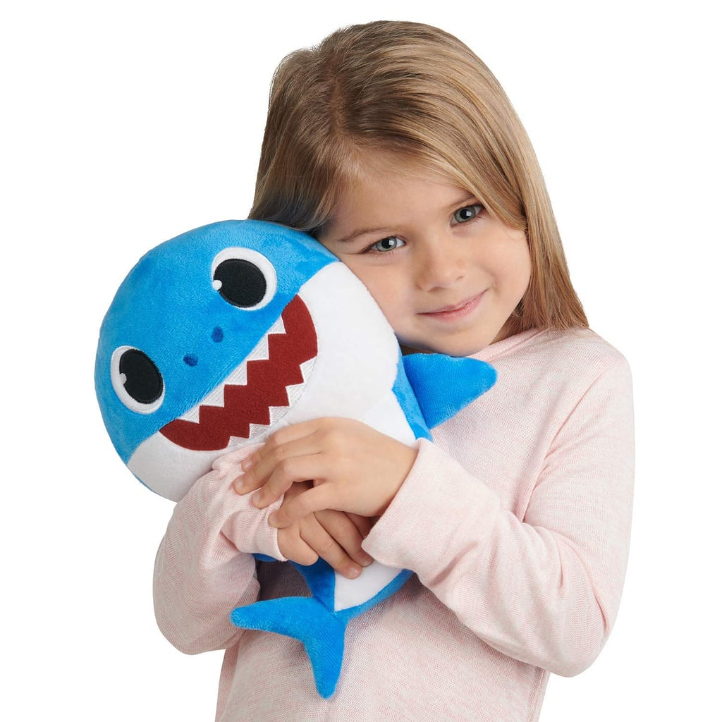 WowWee Pinkfong Baby Shark Plush Song Dolls