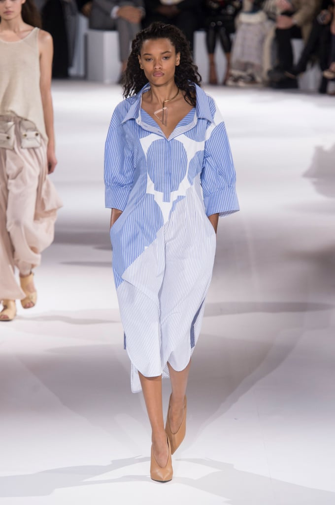 Stella McCartney Turned the Classic Button-Down Upside Down and All Around