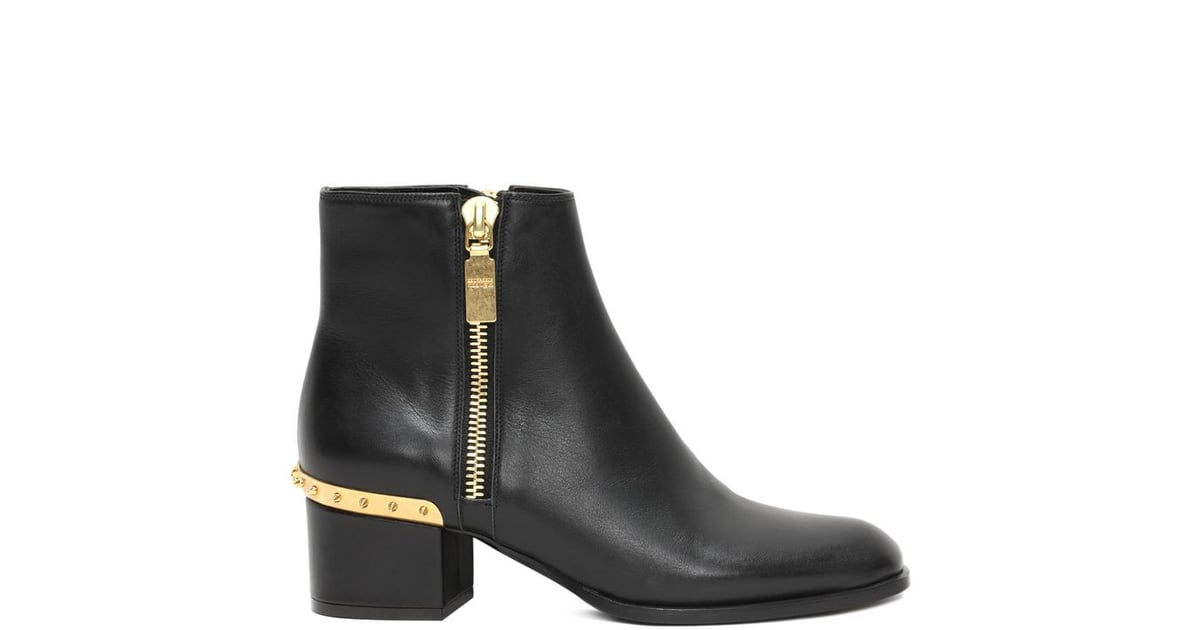 Boots, $1,620, Alexander McQueen at Robby Ingham