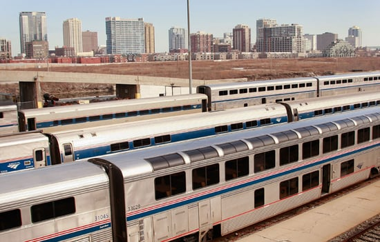 Amtrak Wants to Bring WiFi to All Its Trains